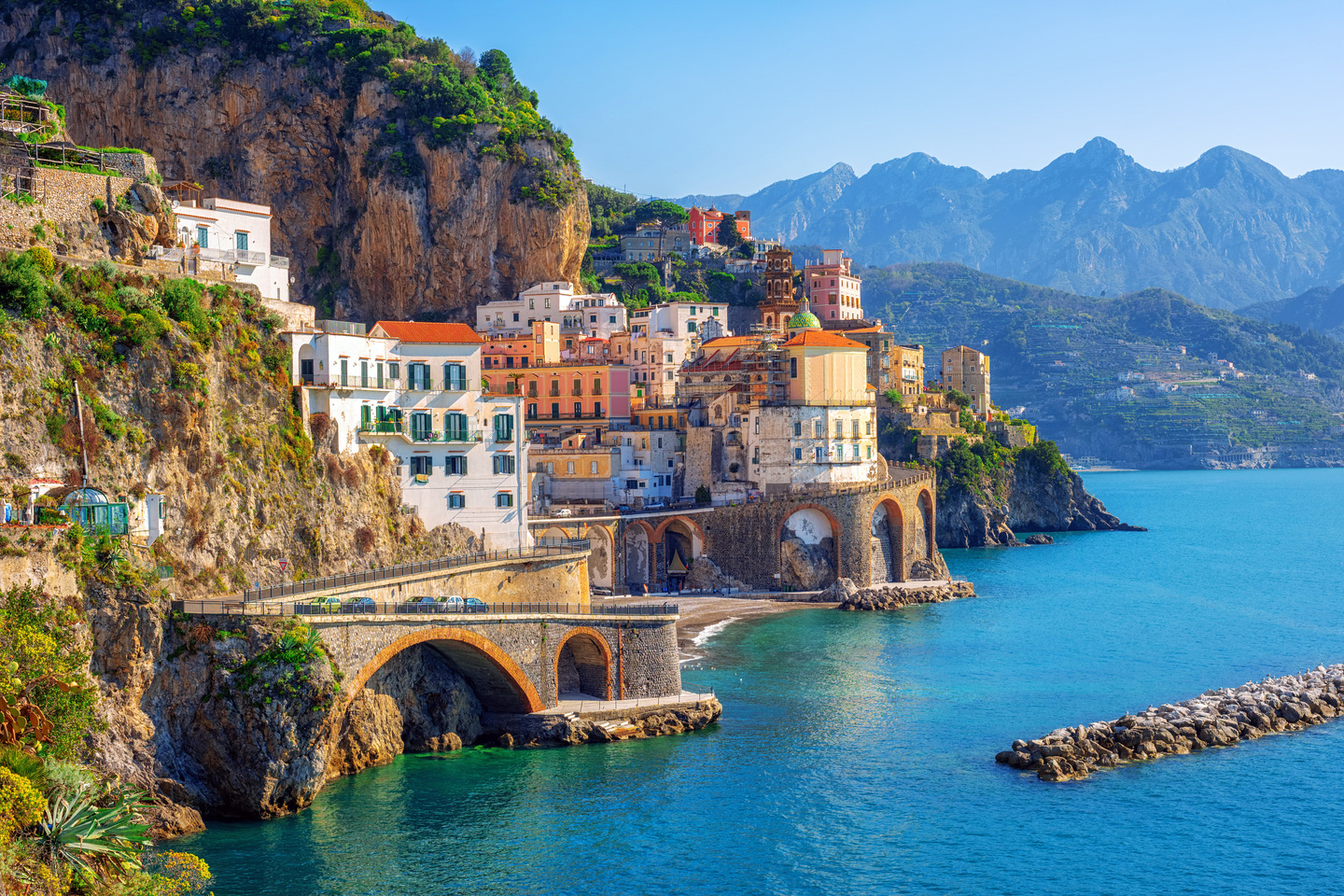 The Ultimate Amalfi Coast Road Trip Shutterstock 1536415208