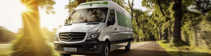 Uffici Specializzati Per Furgoni Europcar
