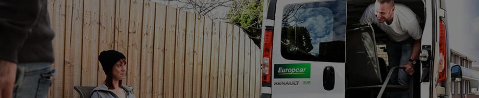 Noleggio Furgoni Scegli L Offerta Per Te Europcar Noleggio Furgoni